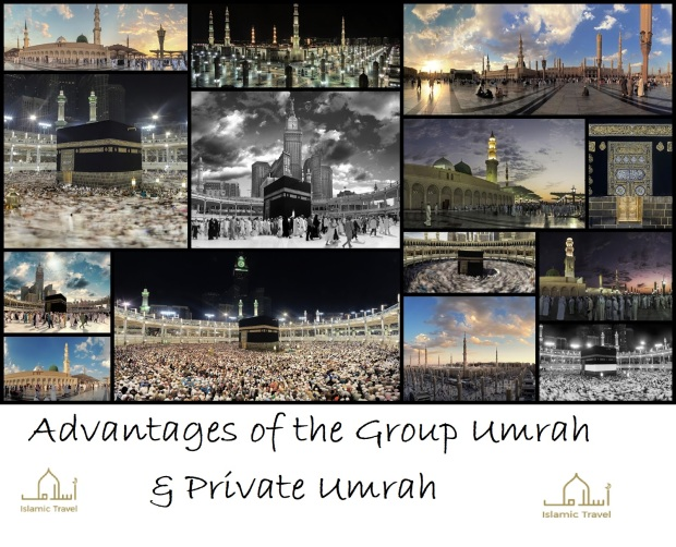 Advantages of the Group Umrah & Private Umrah uk