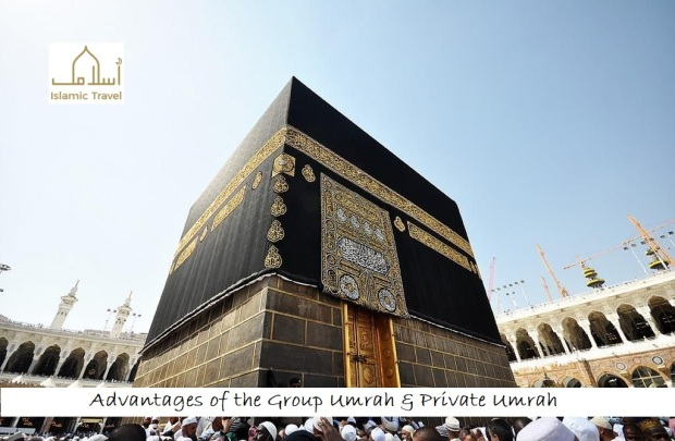 Advantages of the Group Umrah & Private Umrah