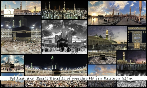 Political and Social Benefits of Worship Hajj in Religion Islam